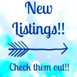 New Listings Added-Women's Clothing & Home Items!